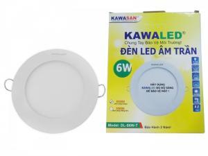 Đèn Led Downlight Kawaled độ hoàn màu tốt nhất