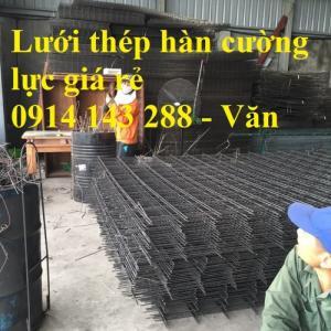 Sản xuất Lưới thép hàn D8(100*100) chịu cường độ cao
