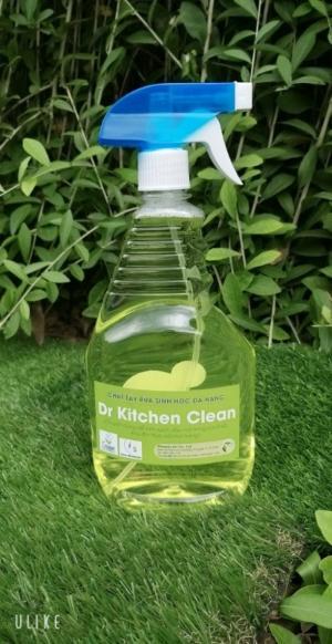 Xịt khử mùi nhà bếp Dr Kitchen Clear