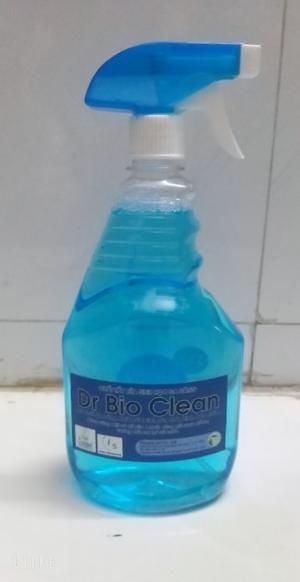 Chai xịt lau chùi đa năng Dr Bio Clean