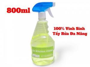 Dung Dịch Sinh Học Tẩy Rửa Nhà Bếp Đa Năng Dr...