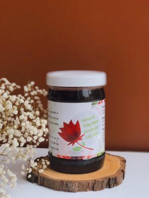 Siro hoa  Atiso đỏ - Hibiscus - Bụp giấm