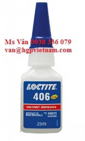 Keo Loctite 406-20G