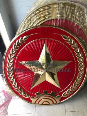 Sản xuất logo các ngành nghề bằng đồng nguyên...