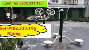 Chuyên cung cấp dụng cụ tập thể dục công viên giá rẻ