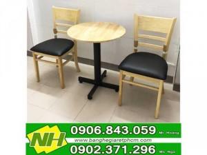 bộ bàn ghế gỗ nệm
