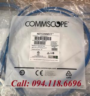 Dây nhảy Patch Cord Commscope Cat6 2.1m mã 1859247-7