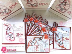 Mặt Nạ Huyết Tương Với DNA Và Collagen Chiết Suất Từ Thực Vật