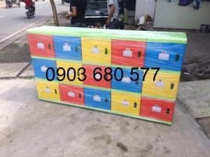 Cần bán tủ mầm non giá rẻ, uy tín, chất lượng nhất cho trẻ em