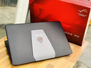 Laptop Asus Rog GL552VX, i7 6700HQ 8G SSD128+1000G Vga rời GTX950M 4G Full HD Full Box Giá rẻ