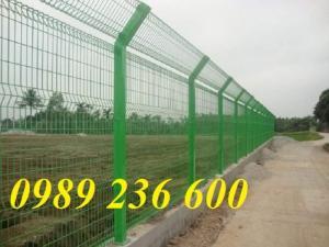 Hàng rào lưới thép D5a50x100; D5a50x150; D5a50x200 giá rẻ