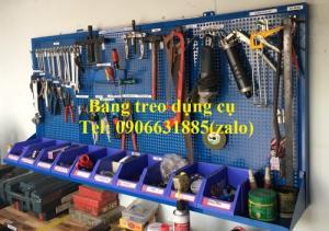 Giá treo đồ sửa chữa xe, giá treo dụng cụ, bảng treo đồ nghề