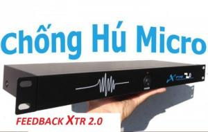 Mixer chống hú Feedback TRX 2.0 chuyên trị hú rít Micro karaoke