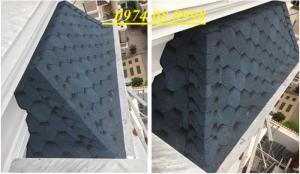 Vật liệu lợp mái cao cấp ngói bitum phủ