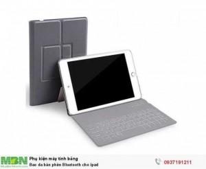 Bao da bàn phím Bluetooth cho ipad cao cấp siêu mỏng new