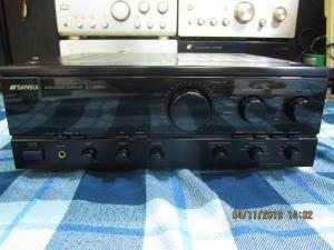 AMPLI SANSUI 607KX