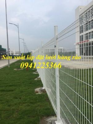 Đơn vị sản xuất lưới hàng rào uy tín, chất lượng tại Hà Nội