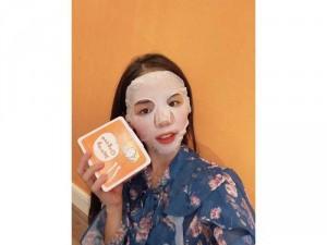 mặt nạ online mask kosxu ( mặt nạ 5 phút)