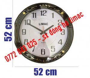xưởng sản xuất đồng hồ treo tường size lớn từ 40 cm , 50 cm giá rẽ