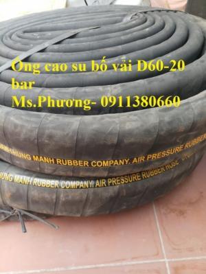 Công ty Nhật Minh Hiếu- phân phối Ống cao su bố vải Công danh Hùng Mạnh