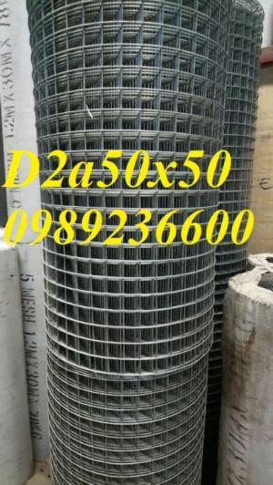 Cung cấp Lưới thép hàn D4a50x50, D4a100x100, D4a150x150, D4a200x200 hàng sẵn kho tại Hà Nội