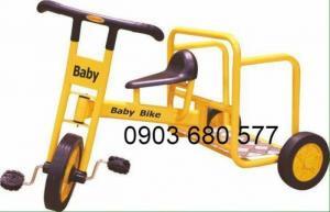 Cần bán xe đạp ba bánh dành cho trẻ em mầm non