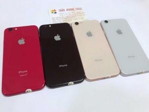 Iphone 6S-32G-Quốc Tế-Lên Vỏ iPhone 8-Đủ Màu. Mới 99,9%. Chính hãng Apple