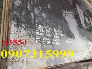 Thép tấm S355, S355JR, S355 J2+N, S355J0, S275JR, S235JR, SS400, S235JO, S235J2, A572
