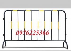 Chuyên sản xuất khung hàng rào di động, hàng rào sự kiện tại Hà Nội