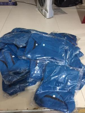 áo thun đồng phục nhân viên nhà phục vụ sinh viên