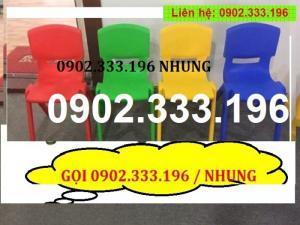 Chuyên cung cấp bàn ghế nhựa trẻ em dành cho trường mầm non, lớp mẫu giáo giá rẻ