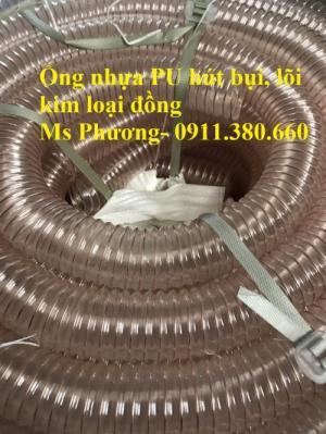 Bán ống nhựa PU hút bụi tại Hà Nội
