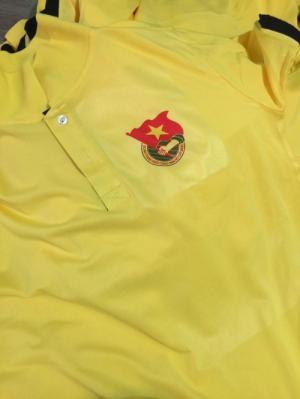 áo thun đồng phục đoàn thanh niên giá rẽ