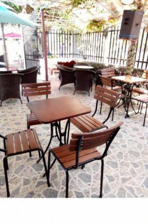 bàn ghế cafe fansipan giá rẻ nhất
