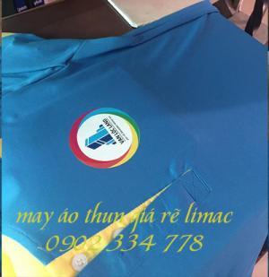 may áo thun đồng phục công ty bất động sản giá rẽ