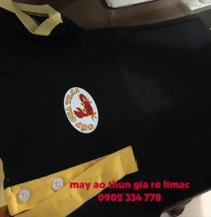 may đồng phục quán sup cua thái - chuyên áo thun quán ăn