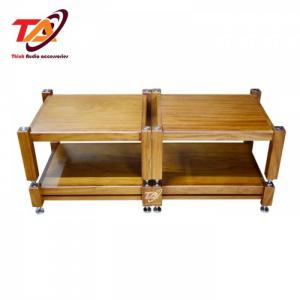 Kệ âm thanh gỗ TAKG04