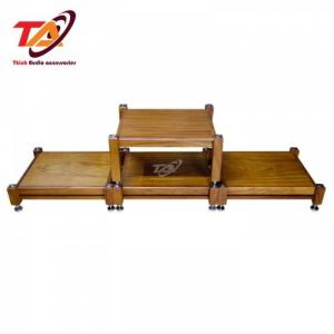 Kệ âm thanh gỗ TAKG05