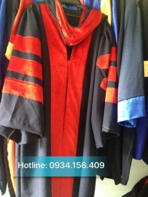 xưởng giặt may lễ phục tốt nghiệp đại học bình dương