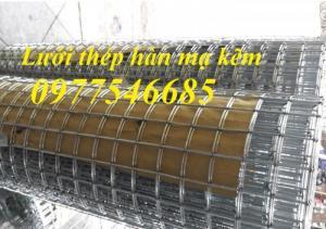 Chuyên cung cấp lưới thép hàn , lưới thép hàn mạ kẽm 1ly,2ly ,3ly ... giá cạnh tranh