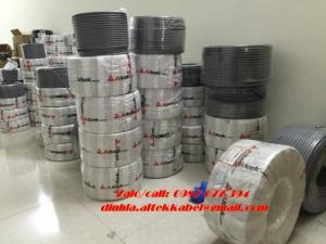 Cáp điều khiển lõi mềm PVC/PVC/CU- Hàng có sẵn