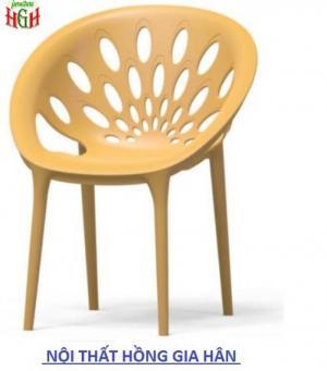 ghế cafe nhựa AK02