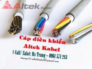 2019-12-12 16:06:43  2  Nhà phân phối cáp điều khiển nhập khẩu Đức- Altek Kabel 10,000