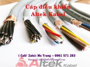 2019-12-12 16:06:43  7  Nhà phân phối cáp điều khiển nhập khẩu Đức- Altek Kabel 10,000