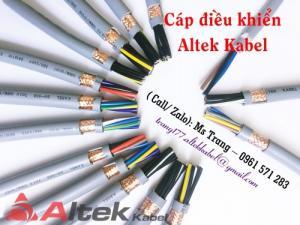 2019-12-12 16:06:43  8  Nhà phân phối cáp điều khiển nhập khẩu Đức- Altek Kabel 10,000