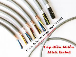 2019-12-12 16:06:43  6  Nhà phân phối cáp điều khiển nhập khẩu Đức- Altek Kabel 10,000