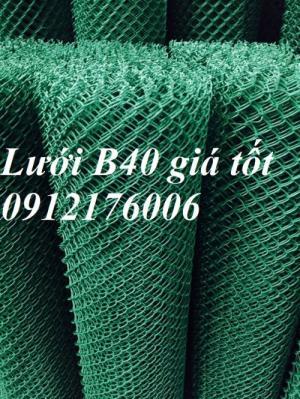 2019-12-12 16:10:34  16  Lưới B40 bọc nhựa hàng luôn sẵn kho 24,000