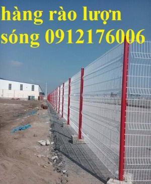 2019-12-12 16:18:38  18  Hàng rào lưới thép hàn mạ kẽm sơn tĩnh điện D4 a 50x150 105,000