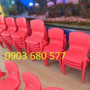2019-12-12 16:19:26  8  Cần bán ghế nhựa đúc dành cho trẻ em mầm non 90,000