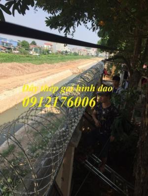 2019-12-12 20:25:27  24  Hàng rào dây thép gai giá tốt nhất tại Hà Nội 175,000